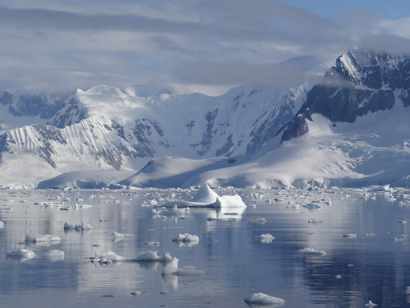 Charlotte Bay - Portal Point - Péninsule Antarctique