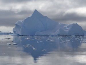 Iceberg - Charlotte Bay - Antarctique