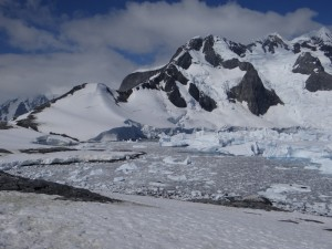 Cimetière d'Icebergs - Port Charcot - Booth Island - Antarctique
