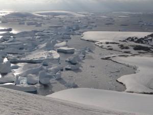 Cimetière d'icebergs - Baie de la Salpêtrière - Booth Island - Antarctique