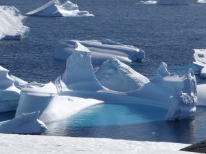 Piscine - Vernadsky - Argentine Islands - Antarctique