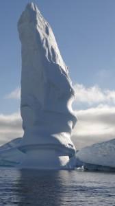 Cimetière d'icebergs - Hovgaard Island - Antarctique