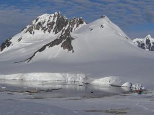 Le Petit Prince perdu dans l'immensité - Dorian Bay - Wiencke Island - Antarctique