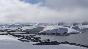 Pléneau et ses glaciers - de Hovgaard Island - Antarctique