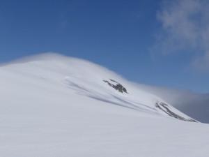 Sommet de Hovgaard Island - Antarctique
