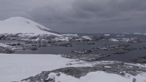 Après la tempête - Hovgaard Island - Antarctique