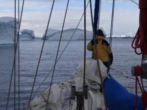 Adieu Merveilleux Cimetière d'Icebergs .... - Antarctique 18 février 2013
