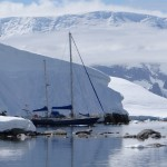<b>A Portal Point, Péninsule Antarctique</b> <br />