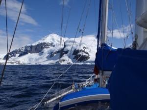 Dans le Gerlache - Antarctique