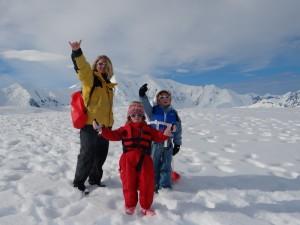 LE PIED GEANT !!! - Dorian Bay, Wiencke Island, Antarctique