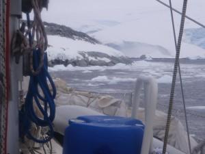 Watkins la maléfique, Archipel des Biscoe, Antarctique