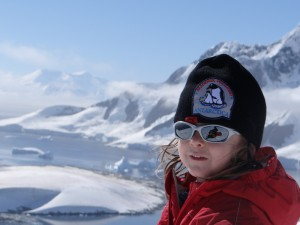 Anaa au 2è sommet de Hovgaard, Antarctique