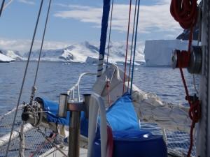 La Péninsule Antarctique dans Errera Channel