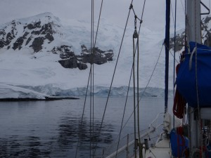Paradise Bay, Péninsule Antarctique