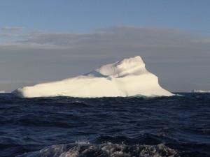 Dans Crystal Sound - Antarctique