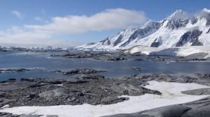 Le dédale de Hovgaard et Pléneau - Antarctique
