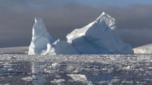 Cimetière d'icebergs - Hovgaard Island, Antarctique