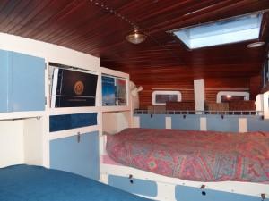 Le Petit Prince - cabine arrière, cabine triple