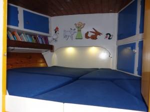 Le Petit Prince - cabine avant, cabine double (1)