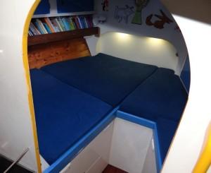 Le Petit Prince - cabine avant, cabine double (2)