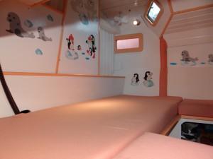 Le Petit Prince - cabine bâbord, cabine simple
