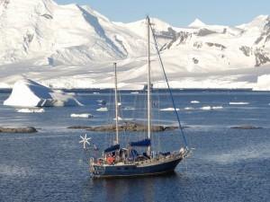 Le Petit Prince - en Antarctique