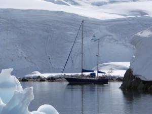 Le Petit Prince - en Antarctique, Portal Point