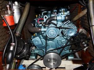 Le Petit Prince - moteur Perkins M65