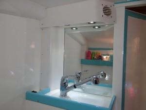 Le Petit Prince - salle de bains